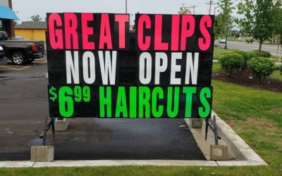 Hair Salons and Barbershops