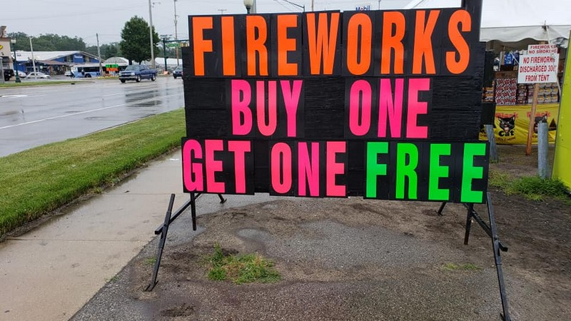 4th of July | Light Bright Signs